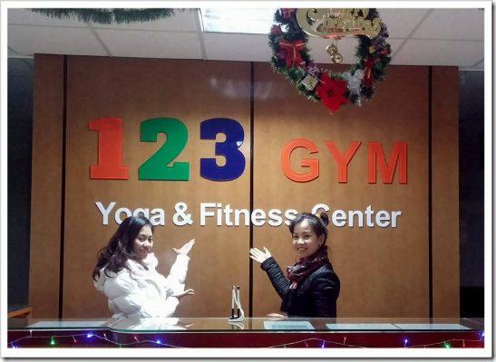 Làm bảng hiệu Alu cho phòng Gym tp hcm
