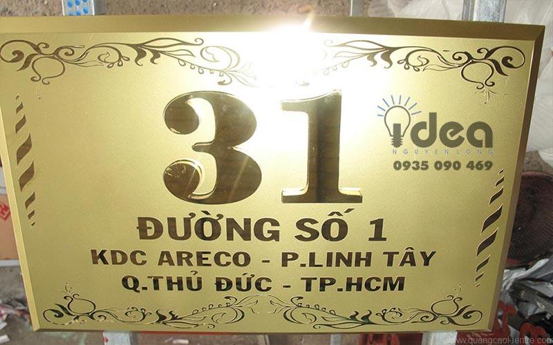 Thi công bảng hiệu quảng cáo - Những mẫu bảng hiệu đẹp nhất Việt Nam
