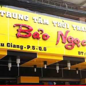 Làm bảng hiệu Phạm Văn Đồng