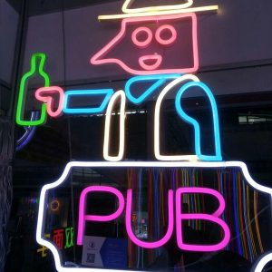 Thiết kế thi công bảng đèn led neon sign giá rẻ ở sài gòn .