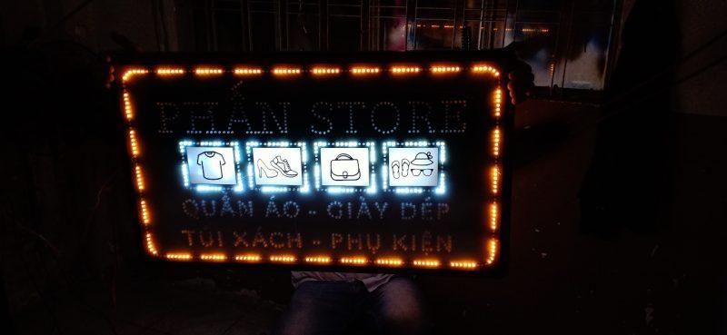 giá đèn neon sign tphcm