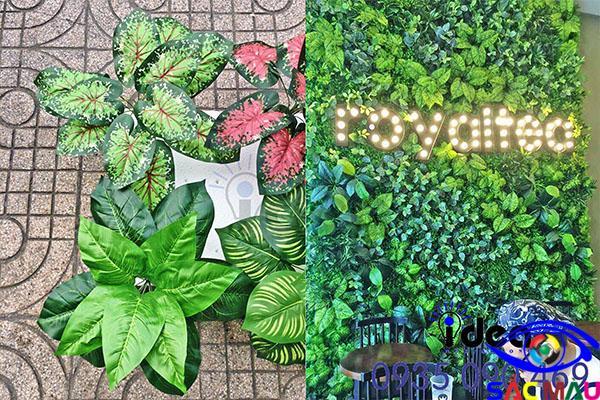 Bảng hiệu cỏ đẹp hợp với mọi loại hình. Nguyễn Long nhận thi công các loại bảng hiệu