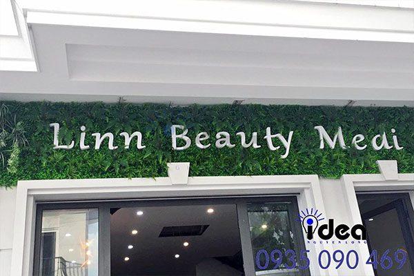 Mẫu làm bảng hiệu bằng cỏ đẹp tại TP Hồ Chí Minh