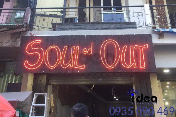 Led neon sign 12v tiết kiệm điện