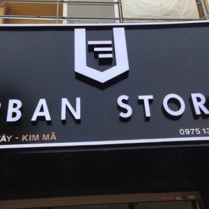 Mẫu bảng hiệu quảng cáo cửa hàng đẹp