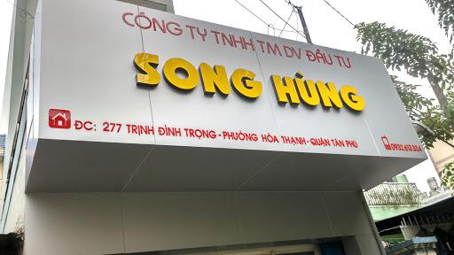Làm biển hiệu phong thủy, biển hiệu công ty phong thủy tại Tphcm